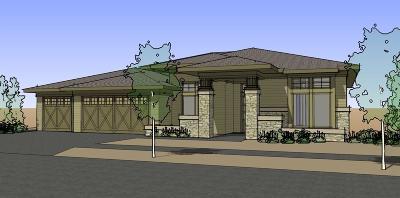 Medford Single Family Home For Sale: 4439 Murryhill Terrace