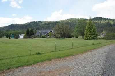 Jackson County, Josephine County Single Family Home For Sale: 120 Tycer Crossing