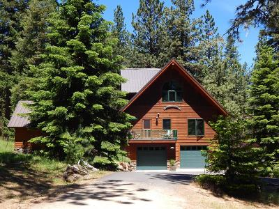Ashland Single Family Home For Sale: 9555 Mt Ashland Ski Road