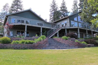 Single Family Home For Sale: 19683 Webber Road Road