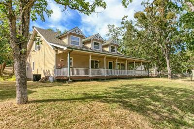 Jacksonville Single Family Home For Sale: 2286 Cady Road