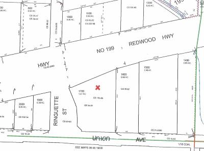 Grants Pass Residential Lots & Land For Sale: Redwood Highway