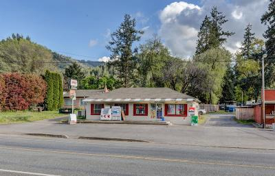 Grants Pass Single Family Home For Sale: 6415 Rogue River Highway