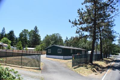 Merlin Single Family Home For Sale: 443 Gibson Street