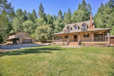 Josephine County Single Family Home For Sale: 601 E McMullin Creek Road