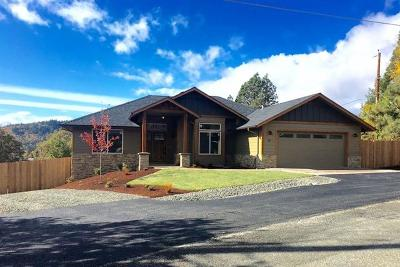 Grants Pass Single Family Home For Sale: 211 NE Oakdale Drive