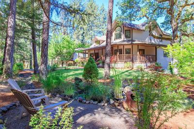 Jackson County, Josephine County Single Family Home For Sale: 4299 Old Ferry Road