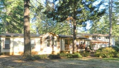 Selma Single Family Home For Sale: 250 McMullen Creek Road