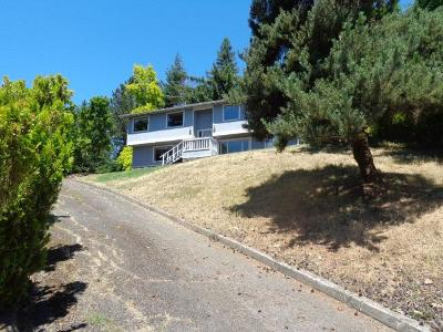 Single Family Home For Sale: 1503 Angel Crest Drive