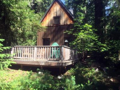 Jackson County, Josephine County Single Family Home For Sale: 1 Fish Lake Tract H