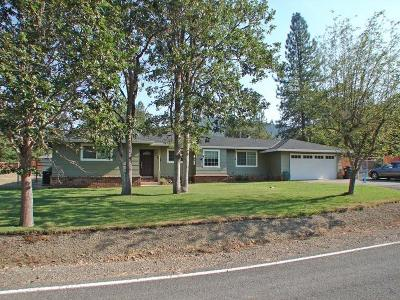 Grants Pass Single Family Home For Sale: 196 Kilborn Drive