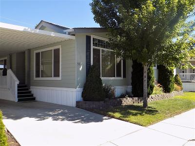 Medford Mobile Home For Sale: 10 E South Stage Road #93