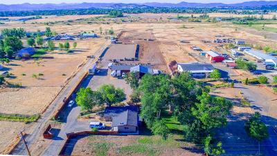 Jackson County, Josephine County Single Family Home For Sale: 3505 Corey Road