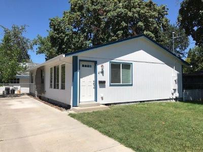 Single Family Home For Sale: 821 E Ninth Street