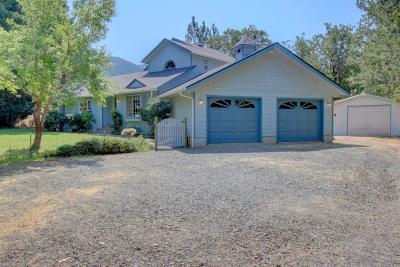 Josephine County Single Family Home For Sale: 3889 Jumpoff Joe Creek Road