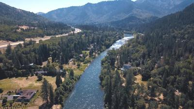 Josephine County Residential Lots & Land For Sale: 5340 Rogue River Highway