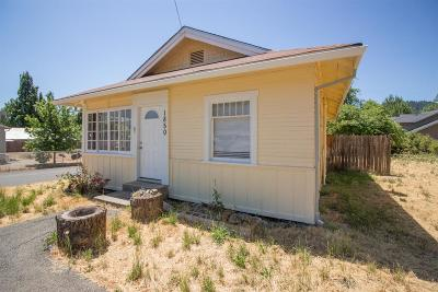 Grants Pass Single Family Home For Sale: 1850 NW Hawthorne Avenue