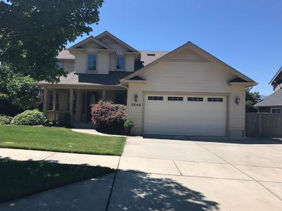 Single Family Home For Sale: 3848 Crystal Springs Drive