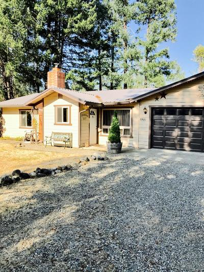 Jackson County, Josephine County Single Family Home For Sale: 5901 Rockydale Road
