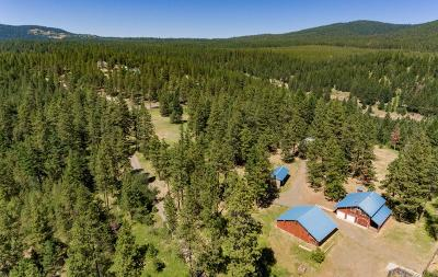 Ashland Single Family Home For Sale: 9696 Highway 66