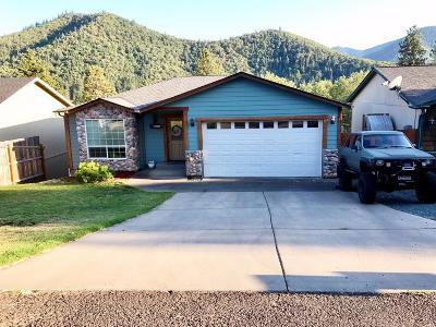 Jackson County, Josephine County Single Family Home For Sale: 1210 5th Avenue