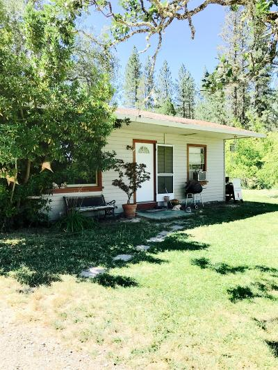 Williams Single Family Home For Sale: 970 Cedar Flat Road