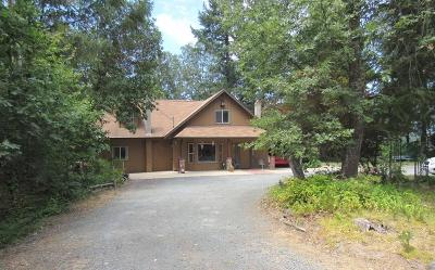Jackson County, Josephine County Single Family Home For Sale: 6219 E Evans Creek Road