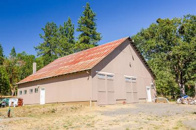 Jackson County, Josephine County Farm For Sale: 7132 Old Stage Road