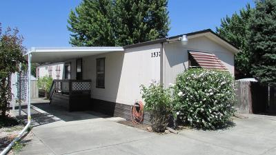 Grants Pass Mobile Home For Sale: 1537 Willow Lane