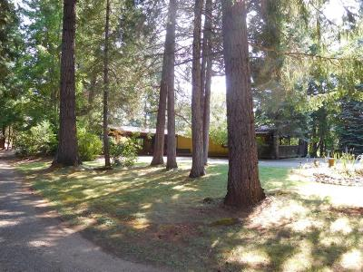 Jackson County, Josephine County Single Family Home For Sale: 4640 Takilma Road