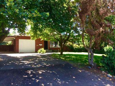 Single Family Home For Sale: 1540 Stratford Avenue