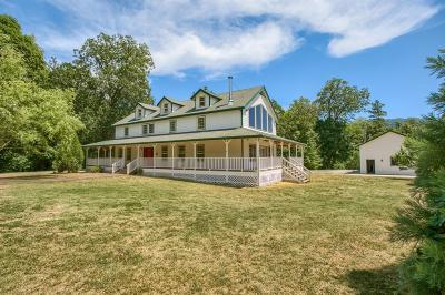 Jackson County, Josephine County Single Family Home For Sale: 13500 E Evans Creek Road