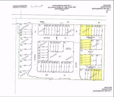 Josephine County Residential Lots & Land For Sale: 1770 Rosebank Way