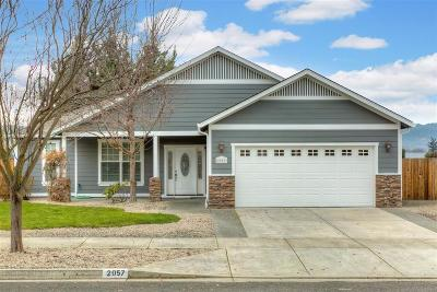 Jackson County, Josephine County Single Family Home For Sale: 2057 Manchester Drive