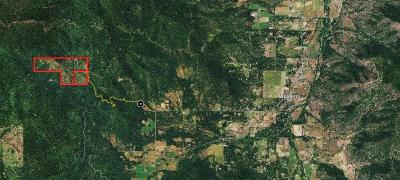 Josephine County Residential Lots & Land For Sale: Munger Creek Road