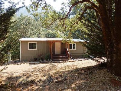 Jackson County, Josephine County Single Family Home For Sale: 475 Fielder Creek Road