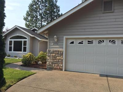 Grants Pass Single Family Home For Sale: 271 Curtis Drive
