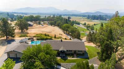 Grants Pass Single Family Home For Sale: 3320 Upper River Road