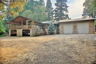 Selma Single Family Home For Sale: 184 Hogue Drive