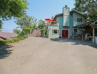 Jackson County, Josephine County Single Family Home For Sale: 320 Wimer Street