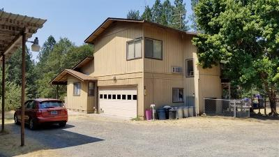 Grants Pass Single Family Home For Sale: 188 Vannoy Creek Road