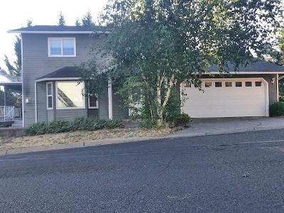 Jackson County, Josephine County Single Family Home For Sale: 501 Cedar Street