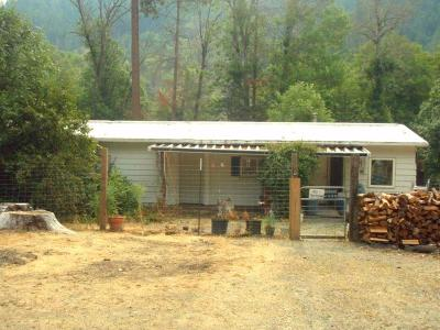 Jackson County, Josephine County Single Family Home For Sale: 4311 Thompson Creek Road