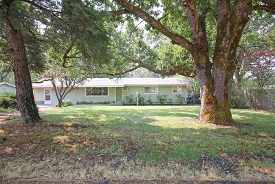 grants pass Single Family Home For Sale: 582 Granite Hill Road