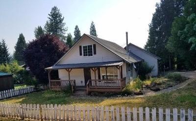 Butte Falls Single Family Home For Sale: 557 Laurel Avenue