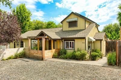 Jackson County, Josephine County Single Family Home For Sale: 554 Fordyce Street