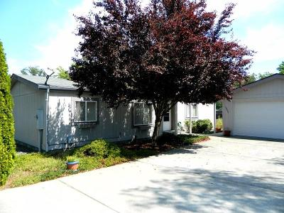 Grants Pass Single Family Home For Sale: 1009 Idle Court