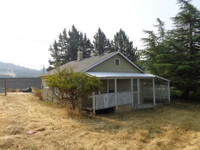 Single Family Home For Sale: 1324 Vawter Road
