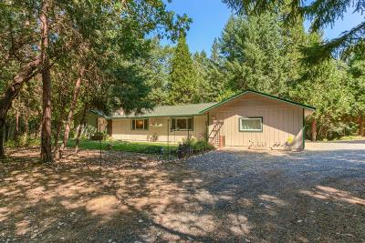 Josephine County Single Family Home For Sale: 5100 Tunnel Loop Road