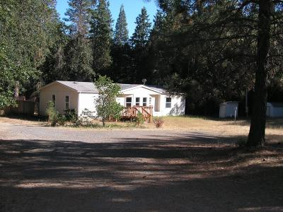 Rogue River Single Family Home For Sale: 4918 Pleasant Creek Road